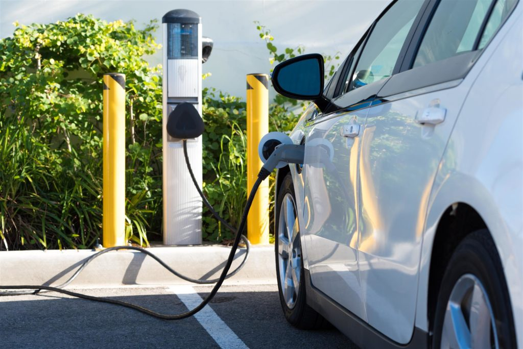 Electric Car Charging Stations In California